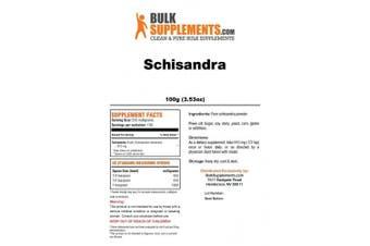 Bulksupplements Pure Schisandra Powder (100 grammes)