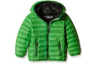 (98 cm, Verde (Irish-Nero)) - CMP-F.lli Campagnolo Children's Down Jacket