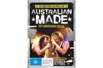 Australian Made (30th Anniversary Edition) [Region 4]