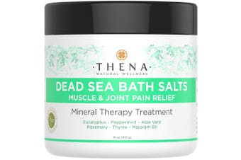 Best Dead Sea Bath Salts For Muscle Joint Pain Relief, 100% Pure, Natural Treatment Bath Therapy, Improve Circulation,  .   Inflammation From Arthritis, Rheumatism, Back Pain, Aching Feet