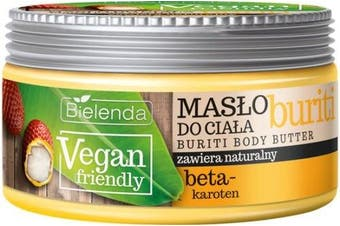 Bielenda Creamy Body Butter 100% Natural Beta Karoten Vitamin E Vegan Friendly BURITI