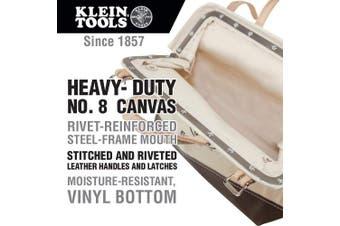 (46cm ) - Klein Tools 5102-18 Canvas Tool Bag, 46cm