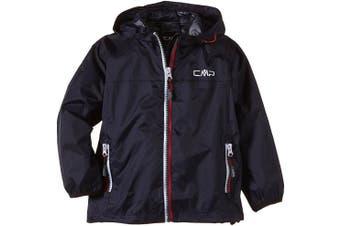 (140, Navy) - CMP - F.LLI Campagnolo Boys' Rain Jacket
