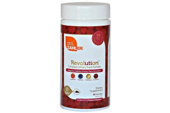 Zahler UT Revolution, Urinary Tract and Bladder Health, Cranberry and D-Mannose Concentrate Powder, Certified Kosher, 30 Servings