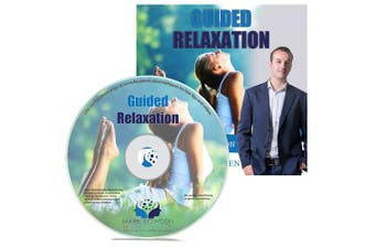 Guided Relaxation Hypnosis / Hypnotherapy CD - Alleviate Tension and Stress Relief - Improve Your Health, Sleep Better & Reduce Anxiety & Worry