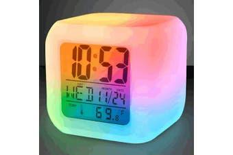 LED Alarm Clock by Blinkee