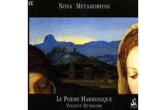 Nova Metamorfosi - Monteverdi, Ruffo, etc / Dumestre, et al