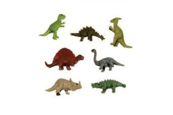 Stretchy Dinosaurs - TINY Stretchy Dinosaur Toy Figures - Pack of 100