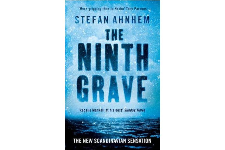 The Ninth Grave (A Fabian Risk Thriller - Prequel)