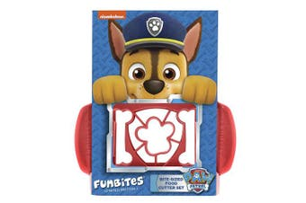 FunBites, Food Cutter Set Creates Bite-sized Shapes Kids Can't Resist – Paw Patrol Chase