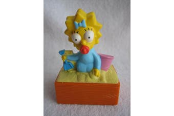 Burger King Simpsons the Movie Maggie 2007 Kids Meal Toy