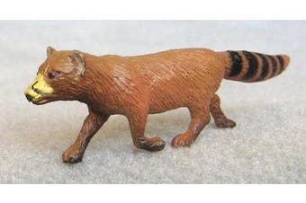 Ring-Tailed Mongoose 7.6cm plastic - F1076 B175