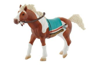 Bullyland Indian Horse Action Figure