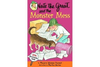 Nate & the Monster Mess (Nate the Great Detective Stories (Paperback)) (Paperback) - Common