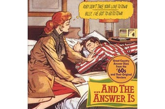 ..And the Answer Is: Great Country Answer Discs from '60s, Vol. 3