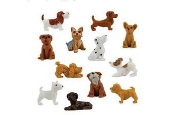 Adopt a Puppy Series 4 - Set of 12 Vending Machine Toys