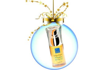 ORIGINAL Gold Shimmering Dry Oil Multipurpose 30 ml - Original Christmas Present Gold and Glitter