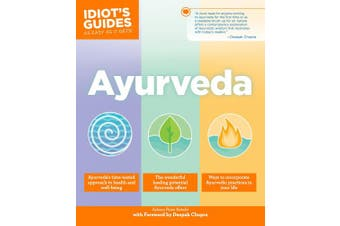 Ayurveda (Idiot's Guides (Lifestyle))
