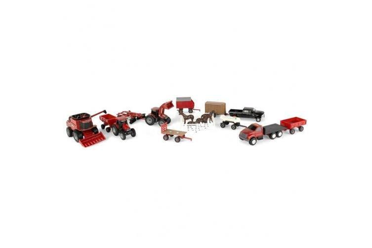 Ertl Case Vehicle Value Set