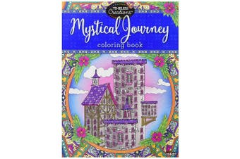 Cra-Z-Art Timeless Creations Adult Colouring Books (16269-6)