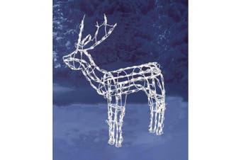 Brite Star 3D Lighted Reindeer