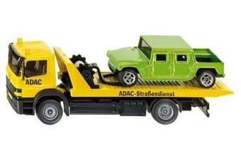 Siku 2712 - Breakdown Truck & Car - Colours Vary