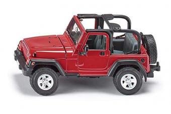 Alpha-Bits Siku 1:32 Jeep Wrangler