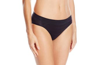 (Medium/Large, Black) - ASICS Women's Asx Bikini