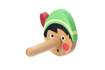 Kikkerland Pinocchio Coat Hook