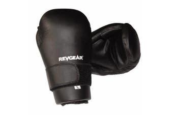 (X-Large) - Revgear Pro Spar Punches, Pair (Black)