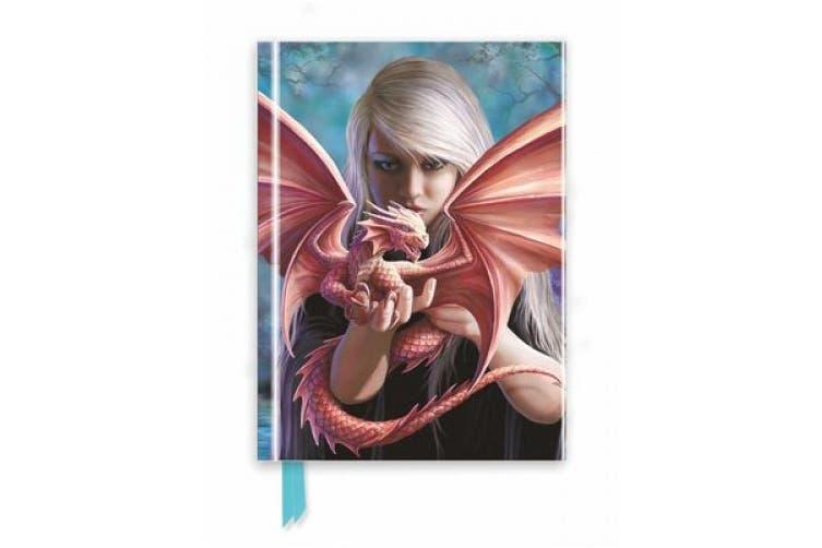 Anne Stokes: Dragonkin (Foiled Journal) (Flame Tree Notebooks)