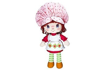 (Strawberry Shortcake) - The Bridge Direct Strawberry Shortcake 35th Anniversary Soft Doll by The Bridge Direct