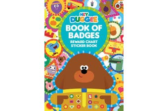 Hey Duggee: Book of Badges: Reward Chart Sticker Book