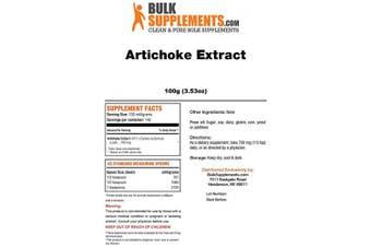(100 Gramme) - Bulksupplements Artichoke Extract Powder (100 Grammes)