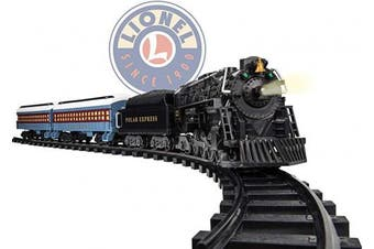 (Polar Express) - Lionel 7-11803 The Polar Express Ready-To-Play Set Batt G, 7-11803