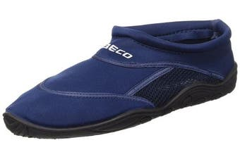 (36, Blue) - Beco Badeschuh Unisex Adult Surf Shoes