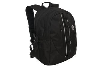 (Black, n/a) - Trespass Deptron Day Backpack