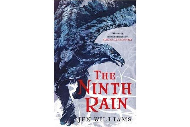 The Ninth Rain (The Winnowing Flame Trilogy 1): British Fantasy Award Winner 2018 (The Winnowing Flame Trilogy)