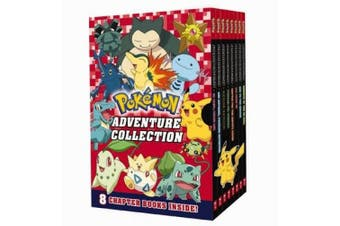 Pokemon: Adventure Collection Boxed Set (Pokemon)