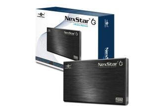 (NexStar 6G - USB 3.0/eSATA) - Vantec 6.4cm SATA 6Gb/s to USB 3.0/eSATA HDD Enclosure (NST-266SU3-BK)