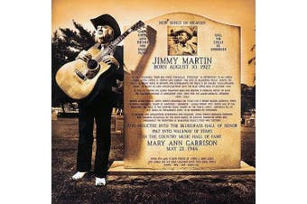 Songs of a Free Born Man, Jimmy Martin