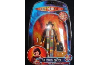 Doctor Who Classic Series Action Figure - THE FOURTH DOCTOR 1975 [The Pyramids of Mars]