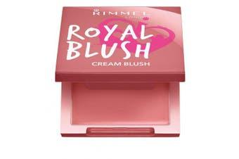 Rimmel London Royal Cream Blush, Regal Rose, 90ml