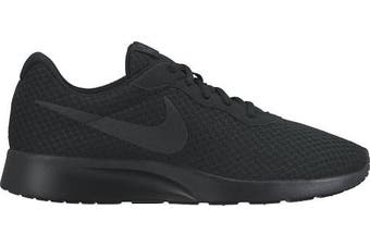 (5.5 UK, Black (Black/Black/Anthracite 001)) - Nike Men's Tanjun Trainers