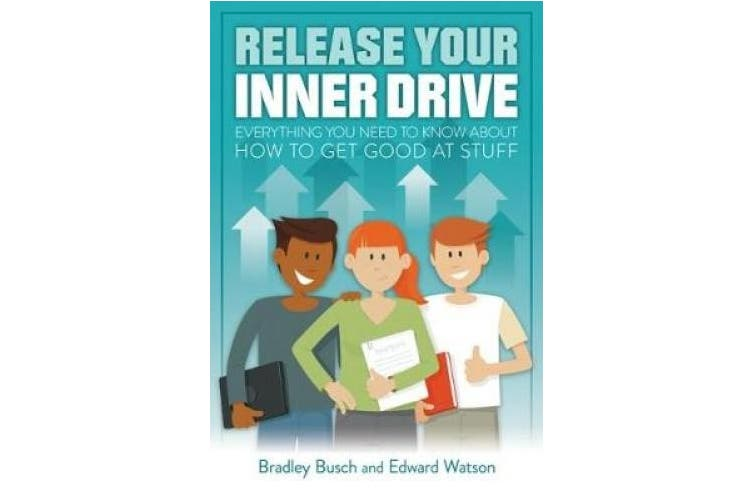Release Your Inner Drive: Everything you need to know about how to get good at stuff