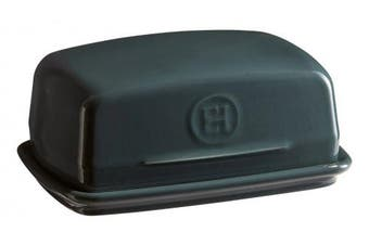 Emile Henry Butter Dish, Flame Blue