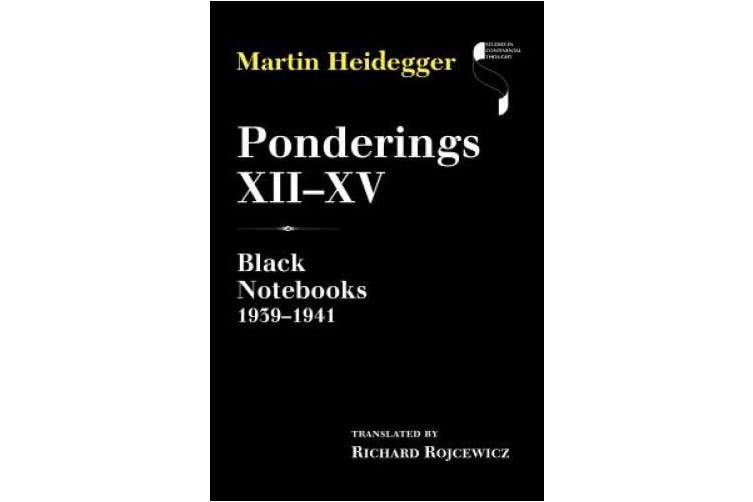 Ponderings XII-XV: Black Notebooks 1939-1941 (Studies in Continental Thought) [German]