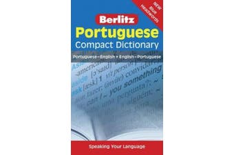 Berlitz Compact Dictionary: Portugese (COMPACT DIC)
