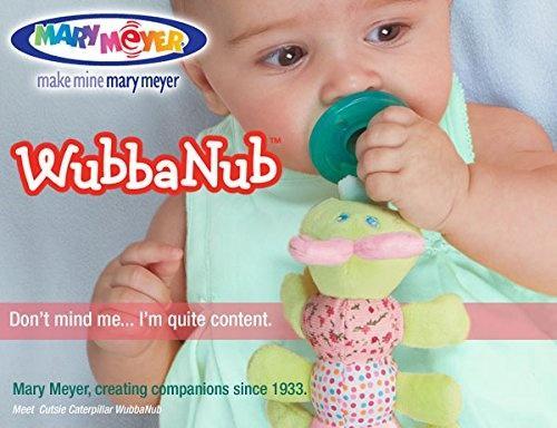 FREE SHIPPING Wubbanub Cutsie Caterpillar Pacifier
