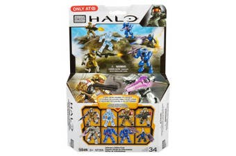 (Collector's Edition) - Mega Bloks Halo Collector's Edition Pack (Discontinued by manufacturer)